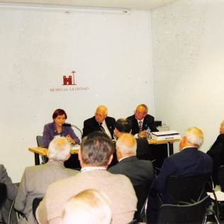 Mi primera participación en el congreso nacional de Cronistas en Murcia.