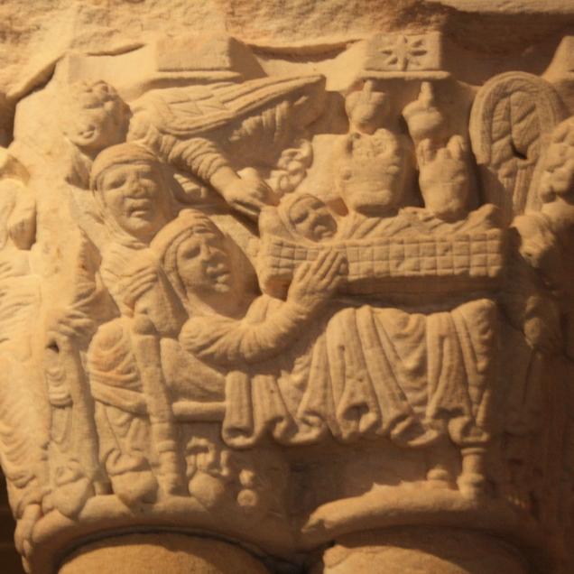 Capitel de Soria
